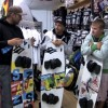 2011 Naish kiteboard and surfboard range