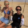 Dakhla kite Girls Camp 2011