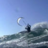 First kitesurf wave discipline championship of France