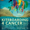 Athletes 4 Cancer announces the 6th Annual Kiteboarding 4 Cancer