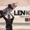Ruben Lenten signs with BEST Kiteboarding