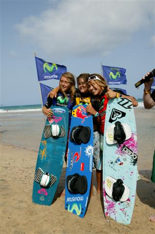Podium Freesstyle Women