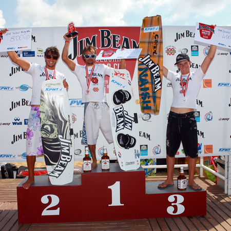 Podium Freestyle Men