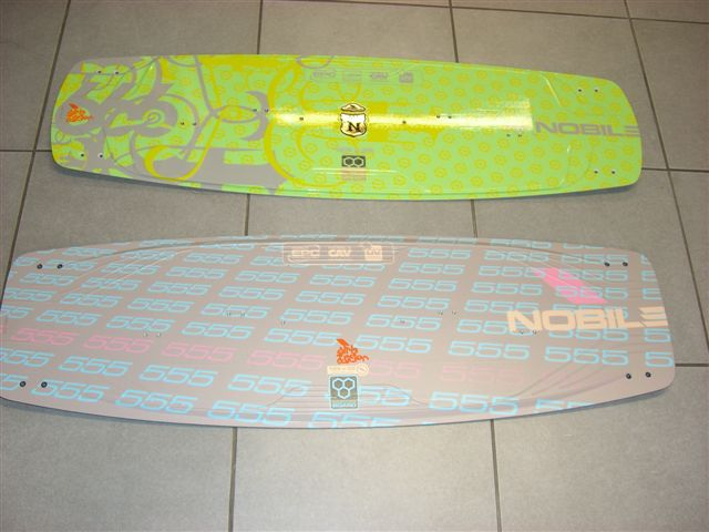 Nobile 555 girls model