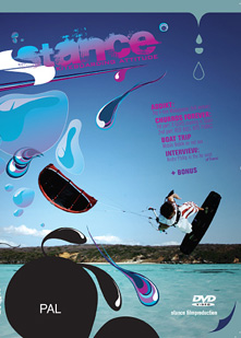 Stance DVD cover #15