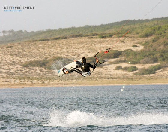 Rui Meira's first 2010 session
