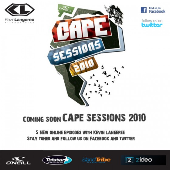 cape sessions flyer