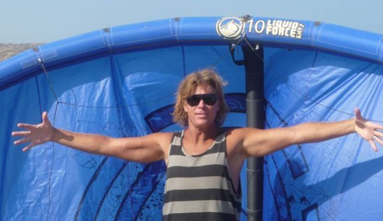 Industry Vet Gary Siskar Brings 20+ Years of Action Sports Experience to Liquid Force Kite