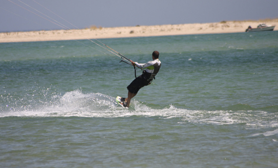 South Adventures is the First North Kite School in Portugal