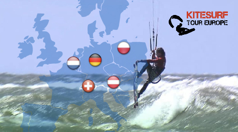 2010 Kitesurf Tour Europe