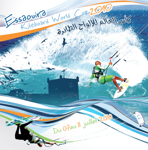 PKRA added Essaouira Morocco Kiteboard World Cup
