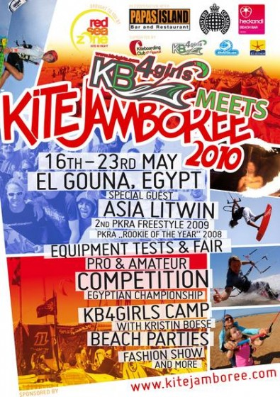 KB4girls  kite jamboree 2010