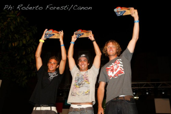 Kiteboarding World Tour Tenerife 2010