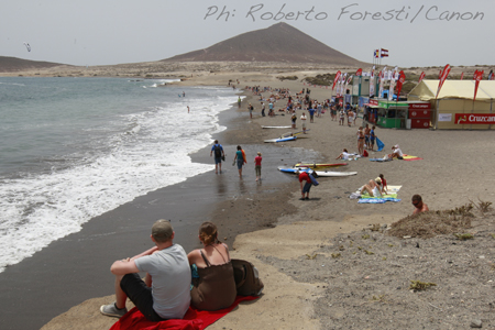 Tenerife Kiteboarding World Cup 2010