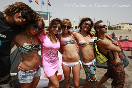 Kiteboarding World Tour 2010 Tenerife