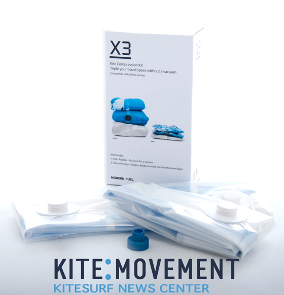 x3 compression kite kit giveaway