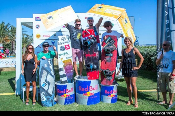 Pulido wins, Pastor and Zoon Share First in Marsala