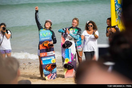 Pastor and Pulido win the Single Elimination in Fuerteventura
