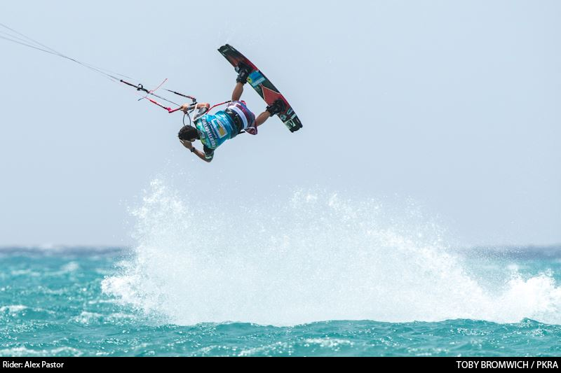 Pastor and Pulido win the 100th PKRA event in Fuerteventura
