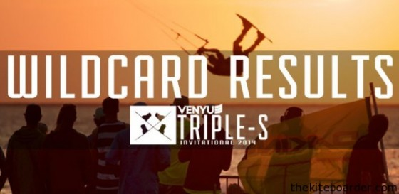 wildcard results Triple S 2014