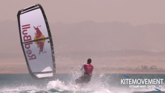 Aaron Hadlow - North Kiteboarding 2015