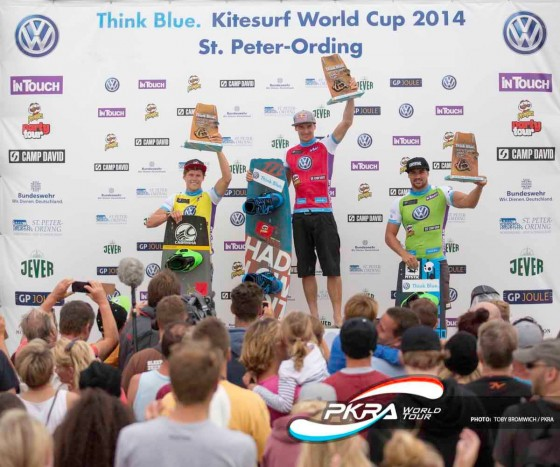 2014 Think Blue Kitesurf World Cup