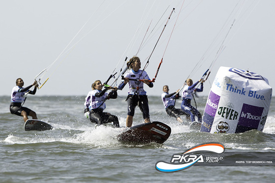 2014 Think Blue Kitesurf World Cup – Day 5