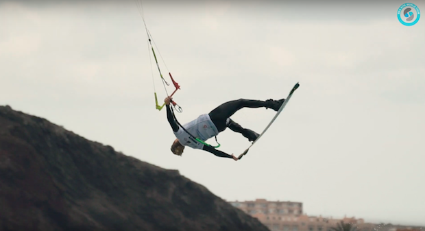 GKA Freestyle World Cup – Gran Canaria 2019 – Day Two Highlights | KiteMovement